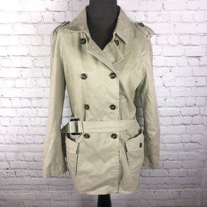 United Colours of Benetton Classic Trench Coat 42
